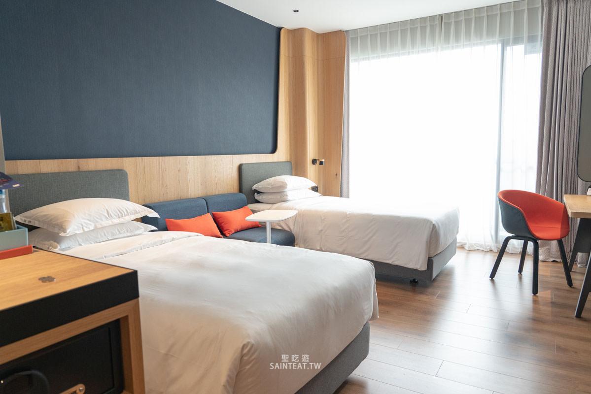 嘉義智選假日酒店 Holiday Inn Express Chiayi-14