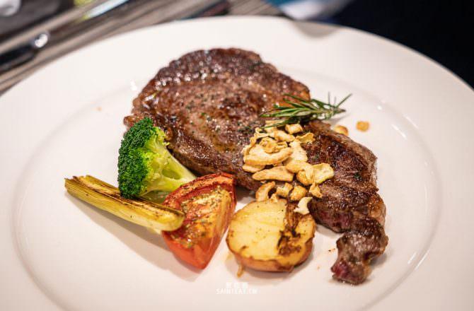 台北牛排推薦》圓山牛排館|價格OK、好吃氣氛又好的牛排,過節慶生都適合!