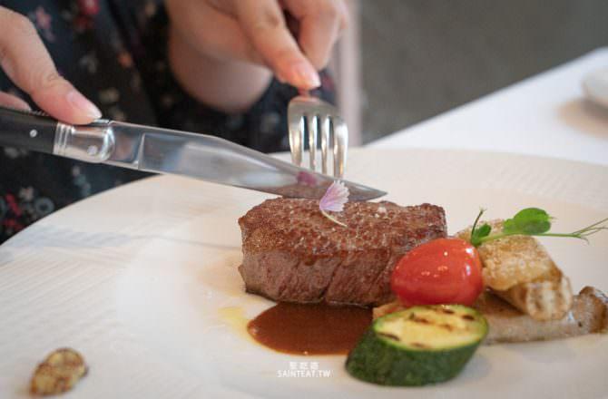 美福飯店牛排》GMT義大利餐廳|美福餐券吃什麼?牛排不錯,但用在潮粵坊感覺比較划算。