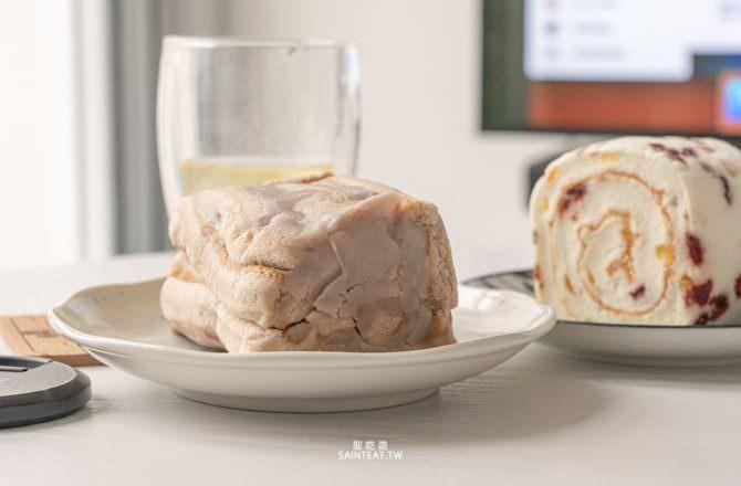【吃】台北芋頭蛋糕》香帥蛋糕|這是磚頭嗎?粗暴系美食,NG蛋糕便宜賣,買一個不怕吃不完。